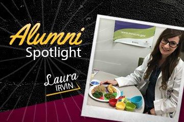 Alumni Spotlight: Laura Irvin