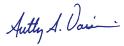Tony Voisin's Signature